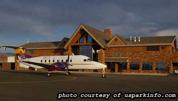 Another Great Cedar City Place to Visit–the Airport