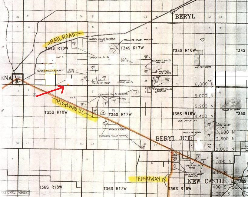 9.24 ACRES Beryl Junction