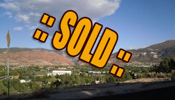 SOLD: 0.35 Acre Hillside Parcel