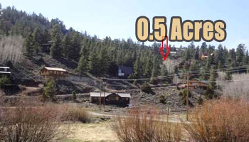 Half-Price! .5 Acres Beaver Dam Village