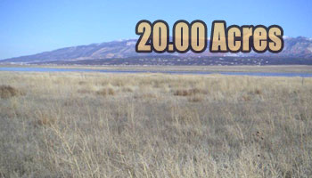 20 Acres West of Quichapa Lake, Utah