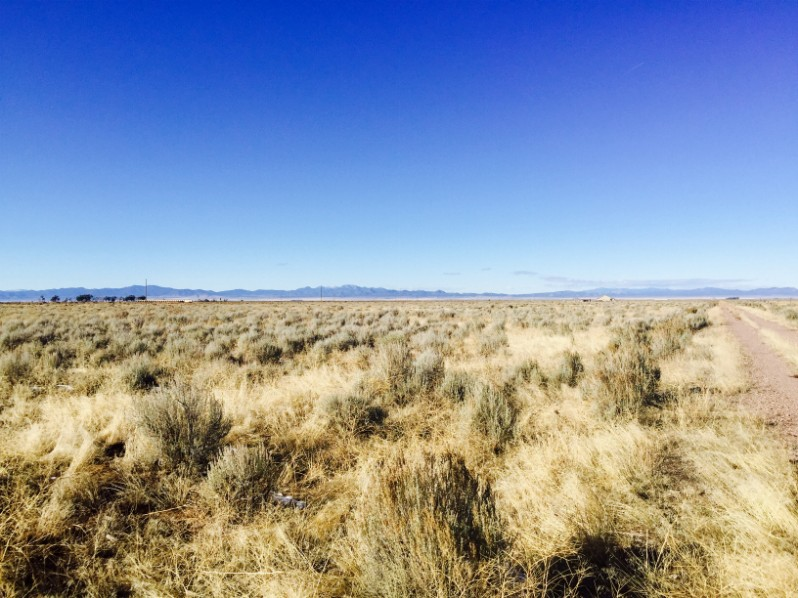 5.09 Acres Escalante Valley Ranchos Subdivision