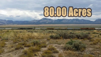 80 Acre Private Getaway BERYL UT