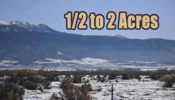 (99) Platted 1 to 2 Acre Lots