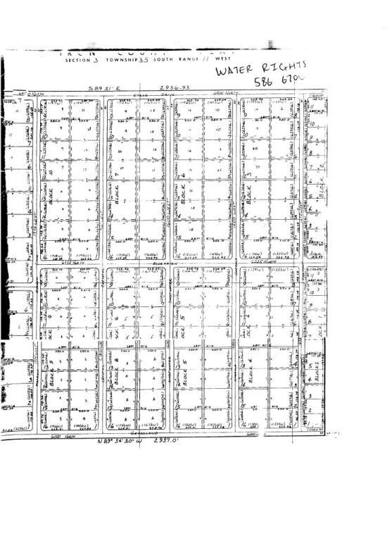 Enoch Valley Acres Subdivision