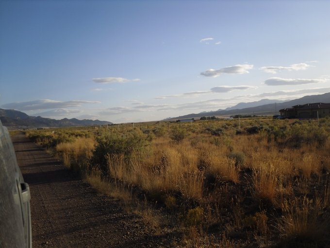 20 ACRES South of Cedar City, Utah