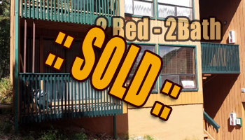 SOLD: Renovated Brian Head Condo