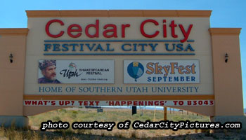 Cedar City Better Place to Invest Than St. George