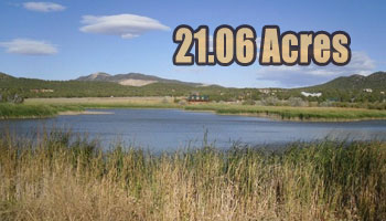 SOLD: 21.06 Acres Iron Town Rd Cedar City UT