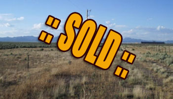 SOLD: 4 adjoining Platted Lots