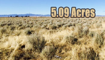 SOLD: Prime location Escalante Valley