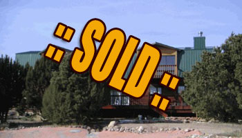 SOLD: 3100sq ft Log Home 20 Acres