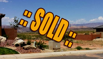SOLD: Dixie Springs Lots Hurricane, UT