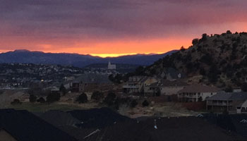 The Hills Are Alive in Cedar City–With Construction