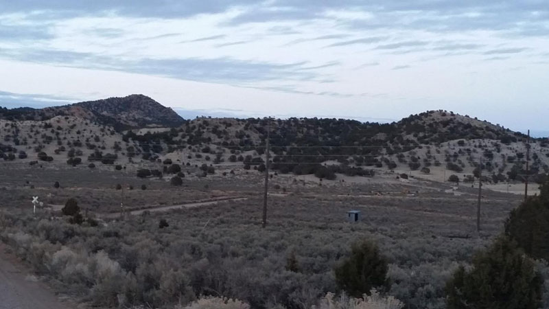 38.40 Acres West of Cedar City