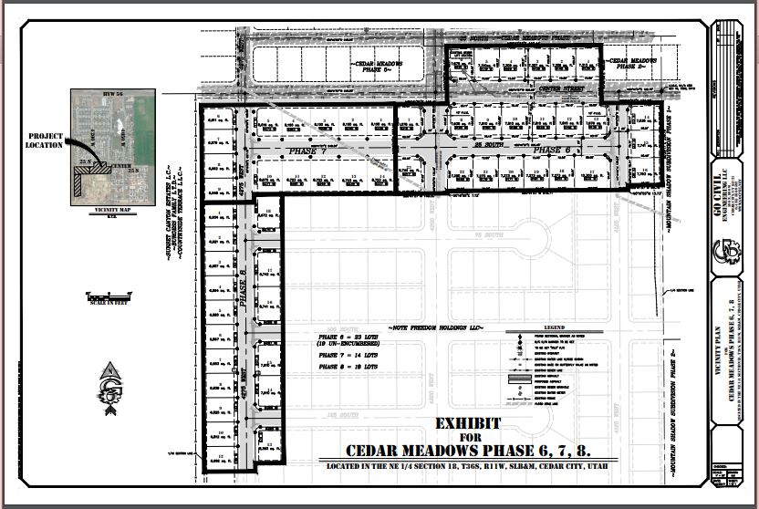 Phase 6 Cedar Meadows
